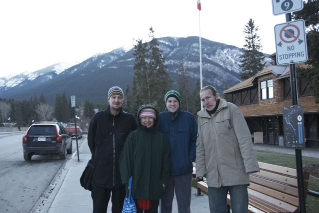 Frozen in Banff